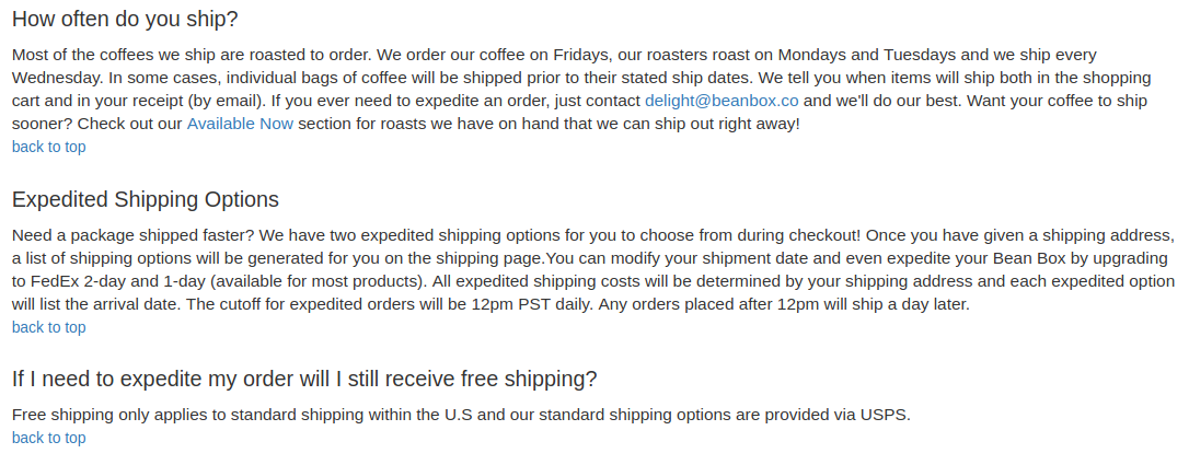 6 Tips to Create a Shipping Policy Template that Helps Conversion