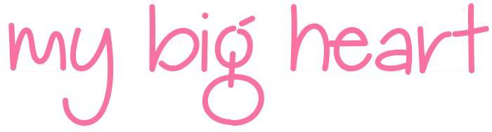 My Big Heart Font