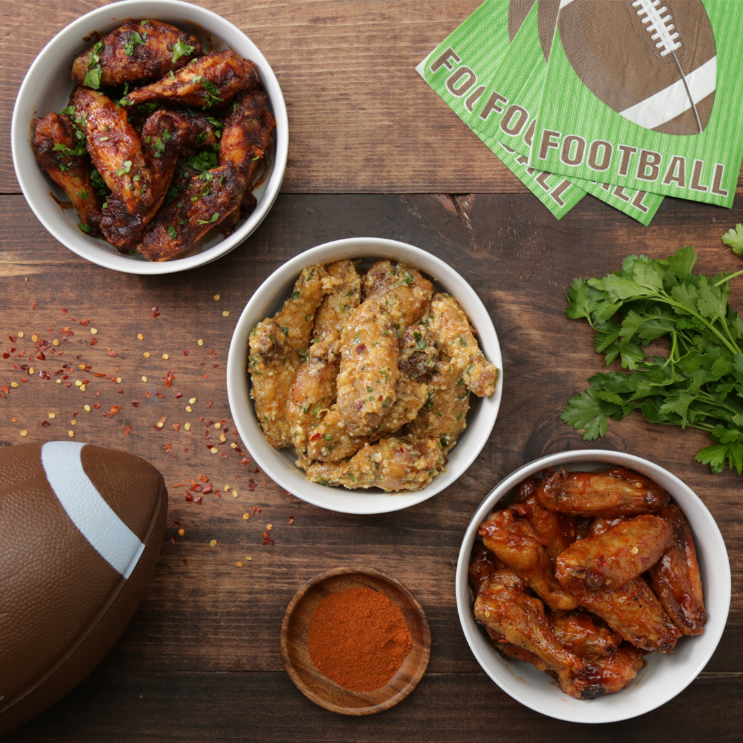 Image result for Game day wings