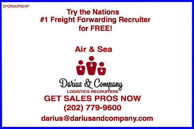 U S Logistics Jobs Logistics Freight Forwarding Industry