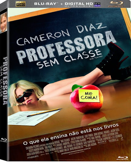 Professora Sem Classe (2011) BDRip Bluray 1080p Dublado Torrent