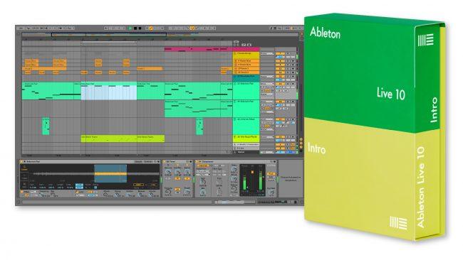 Ableton-Live-Intro-DAW