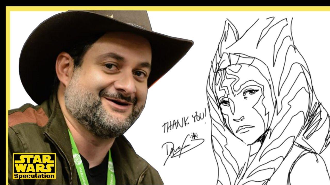 Dave Filoni Hints About Live Action Project! Ahsoka Tano? - YouTube