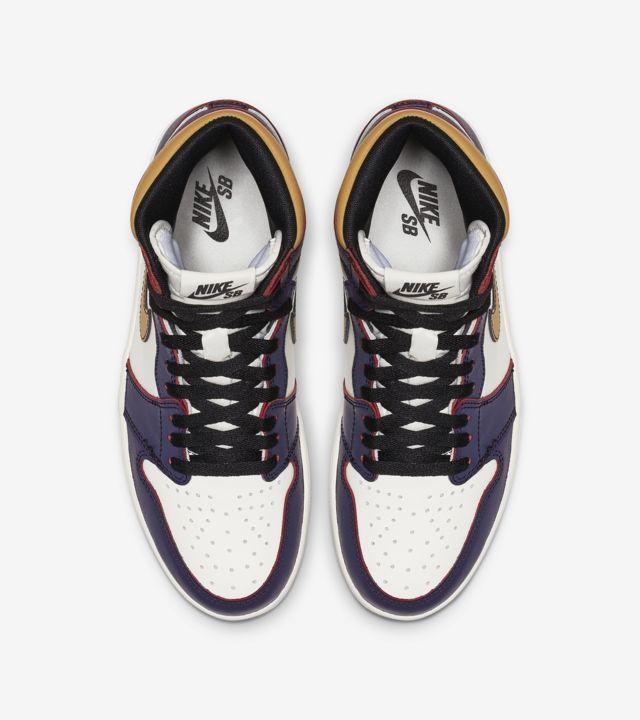 """Nike SB x Air Jordan 1 LA to Chicago"" มาลอกสีรองเท้าเปลี่ยนเมืองกันเถอะ 02"