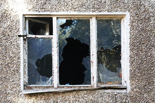 Fenêtre-brisée