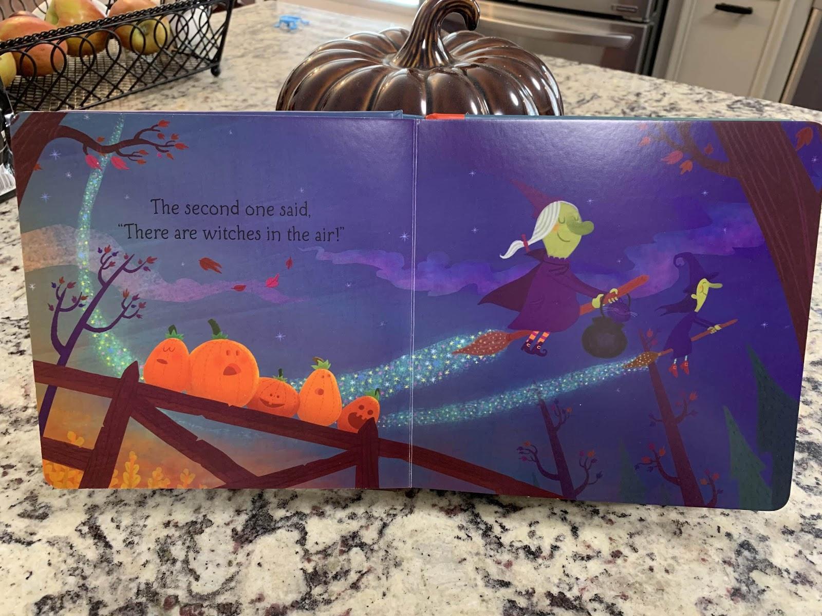 best children's books for fall five little pumpkins