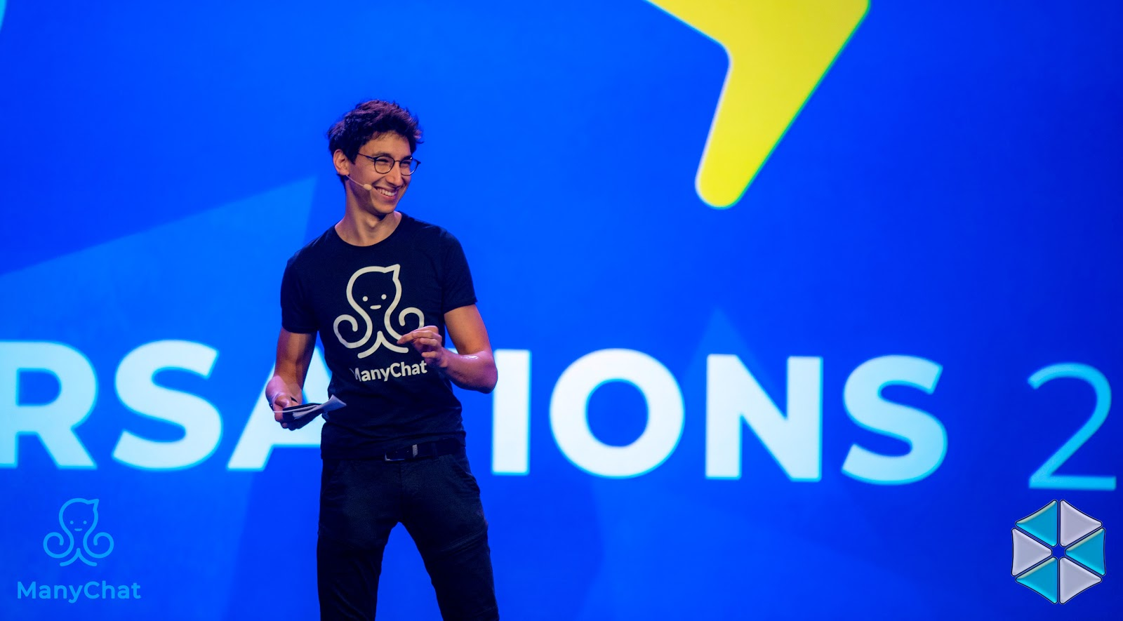 Mikael Yang Speaking at Conversations | Conversations 2019: Everything You Need To Know About Agency Day