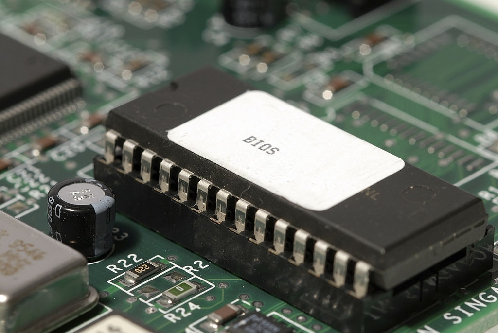 BIOS Update in Dell