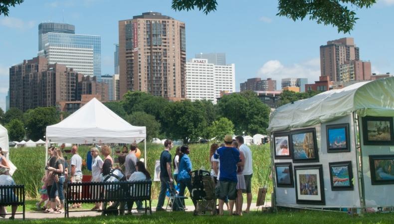 Loring Park Art Festival
