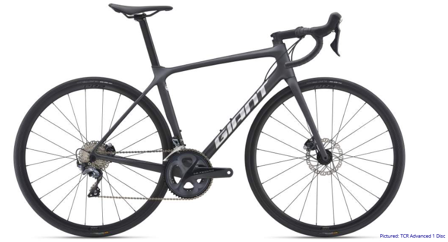 2021 Giant TCR Advanced 1 Disc
