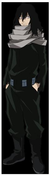 Shota Aizawa | My Hero Academia Wiki | Fandom