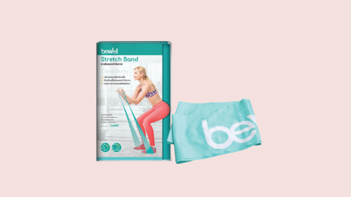 3. Bewell Stretch Band