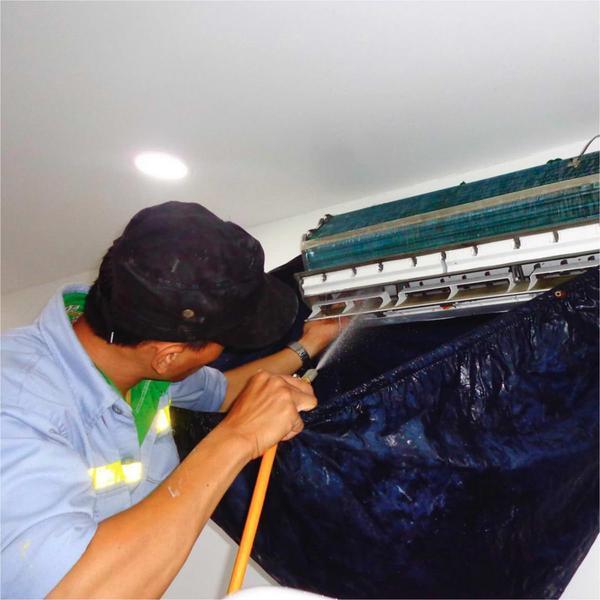 Dịch vụ vệ sinh điều hòa tiết kiệm
