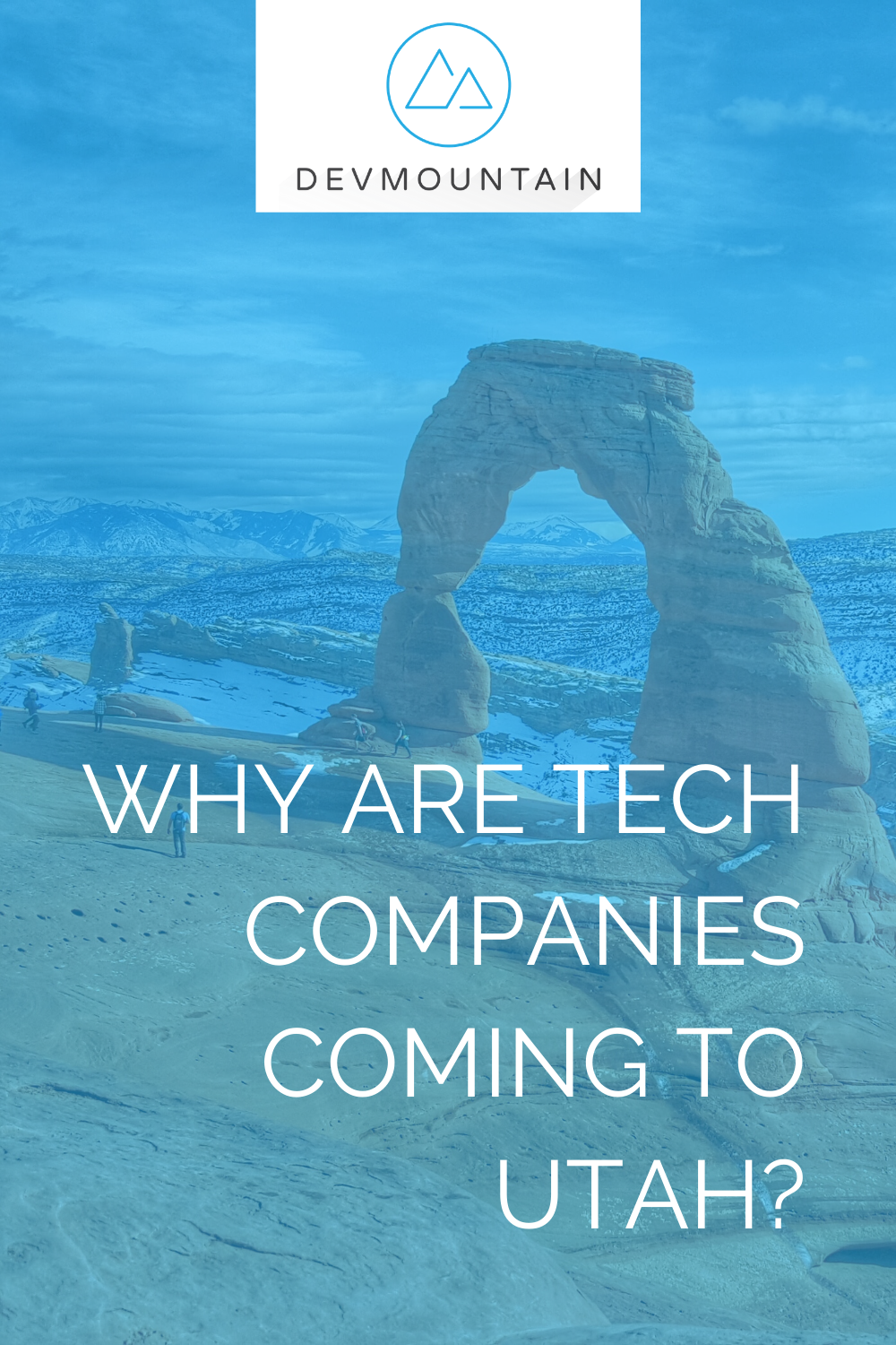 why are tech companies coming to utah?