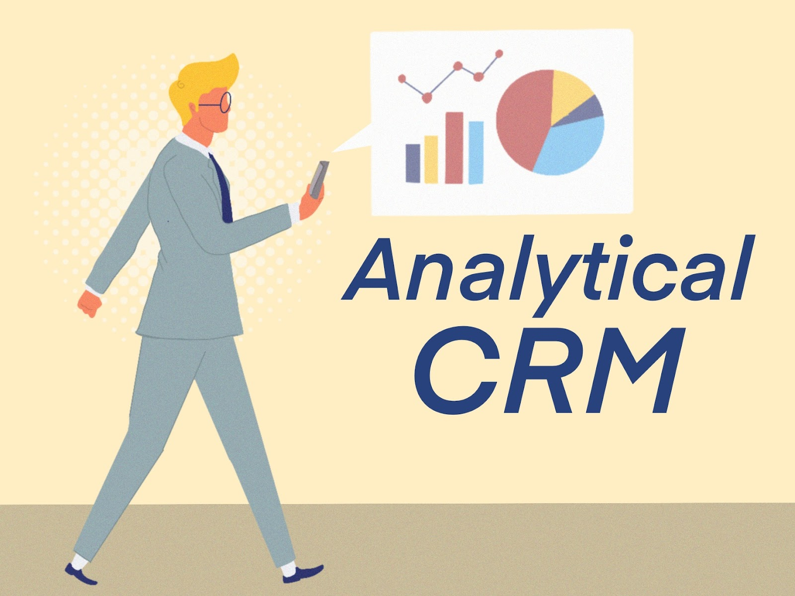 ANALYTICAL CRMs
