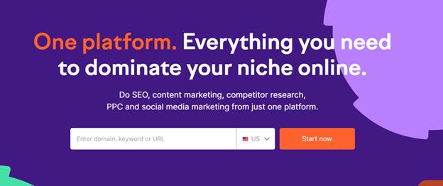 SEMRush affiliate marketing program
