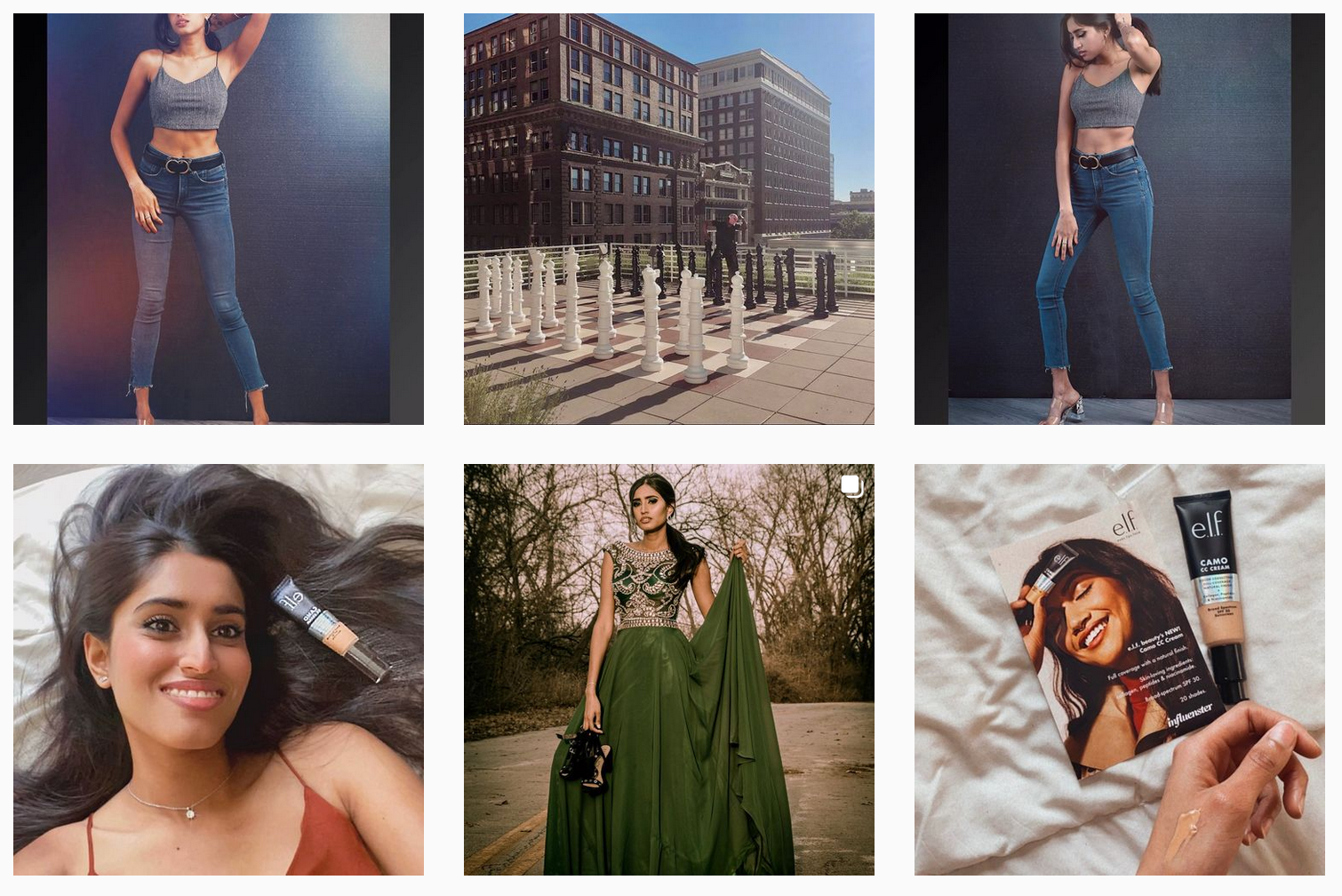 Shiona Deliozar | Fashion Influencers Featured on Afluencer