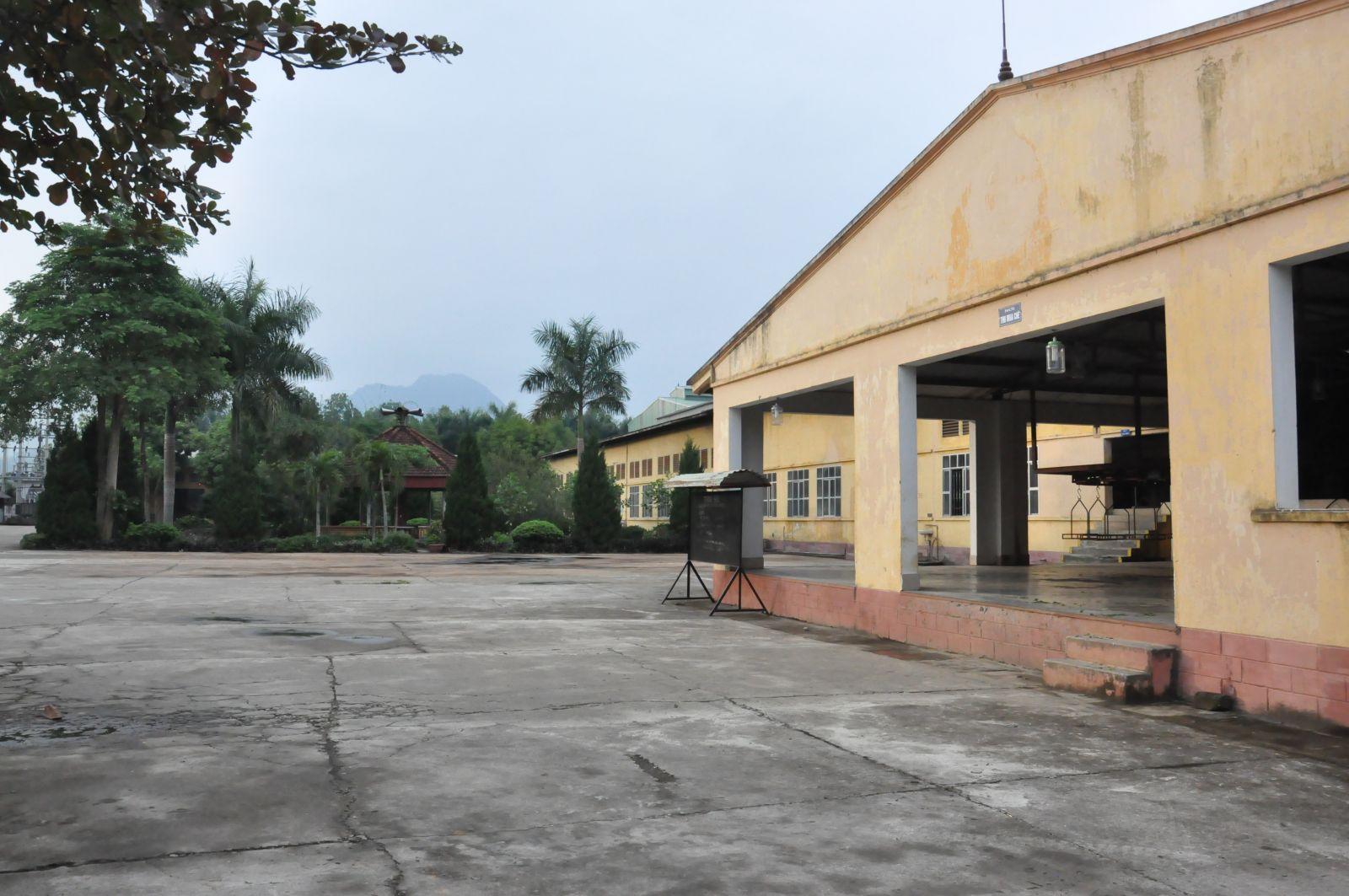 Bán nhà xưởng 10.000m2 tại Phổ Yên