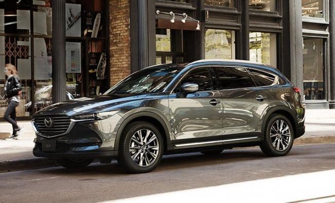 Mazda CX-8 2020, el SUV japonés se pone al día con importantes novedades -  Motor.es