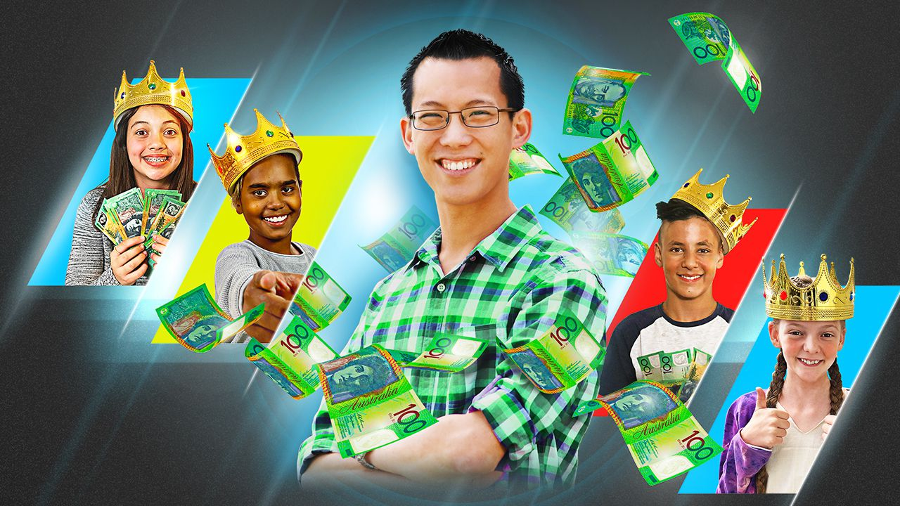 best educational kids shows abc iview teenage maths
