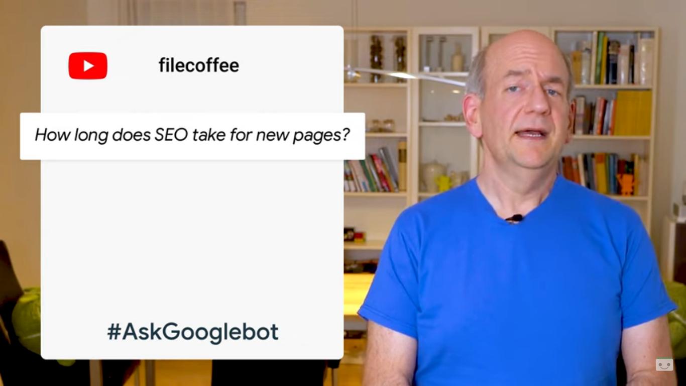 John Mueller chia sẻ về việc SEO bao lâu thì lên top Google cho một bài viết mới