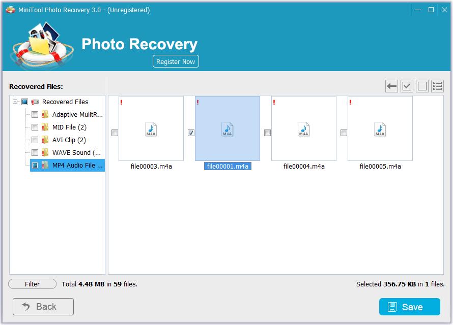 check file size