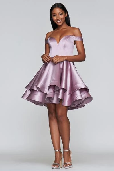 fit and flare cocktail dresse