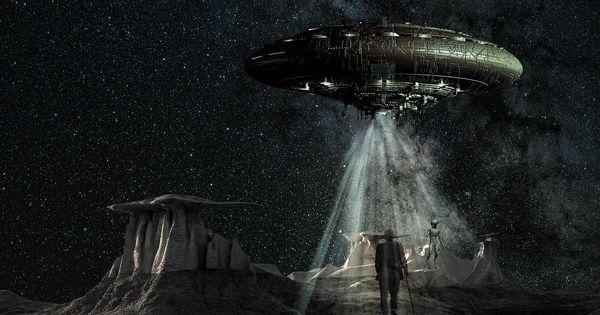 FBI: Du khách ngoài hành tinh đang thực hiện nhiệm vụ hòa bình và cân nhắc ở lại Trái Đất