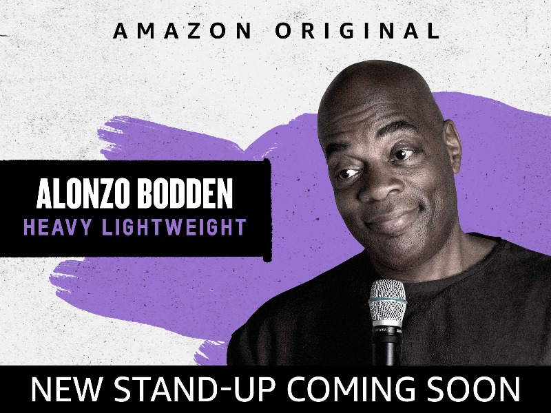 Alonzo Bodden: Heavy Lightweight  Prime Video