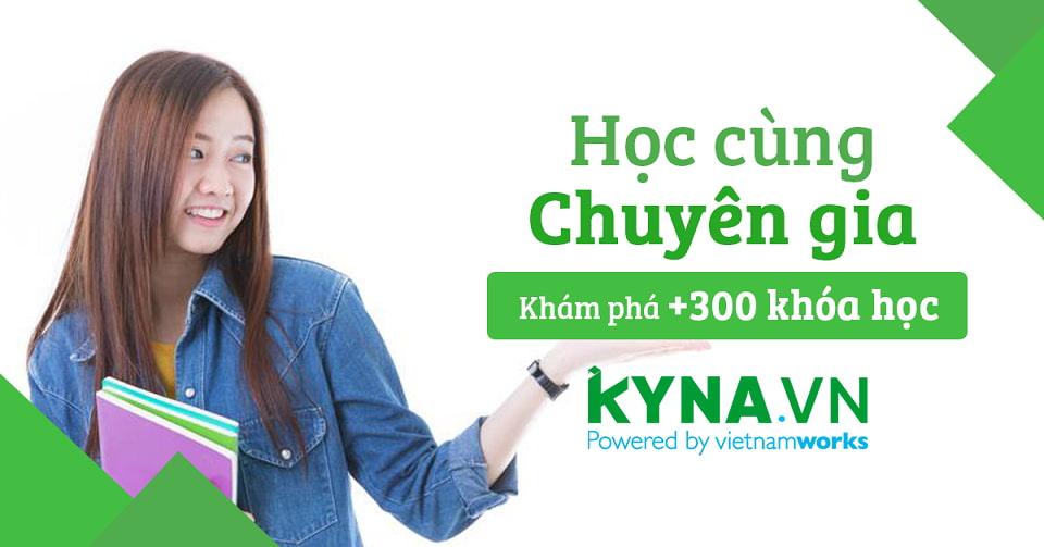 Đánh giá khóa học Kyna