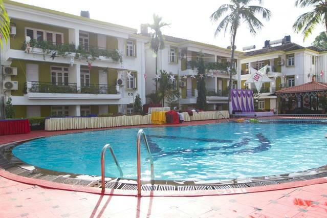 beach resort at benaulim