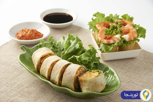 بهترین غذاهای مالزی
