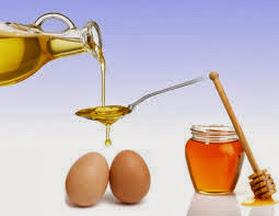 Đẹp mỗi ngày- hết khô nẻ, trị mụn cho làn da trắng sáng với mặt nạ lòng trắng trứng, mật ong, bột mỳ