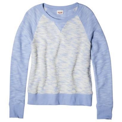 Mossimo Supply Co. Junior's Crewneck Sweatshirt - Assorted Colors