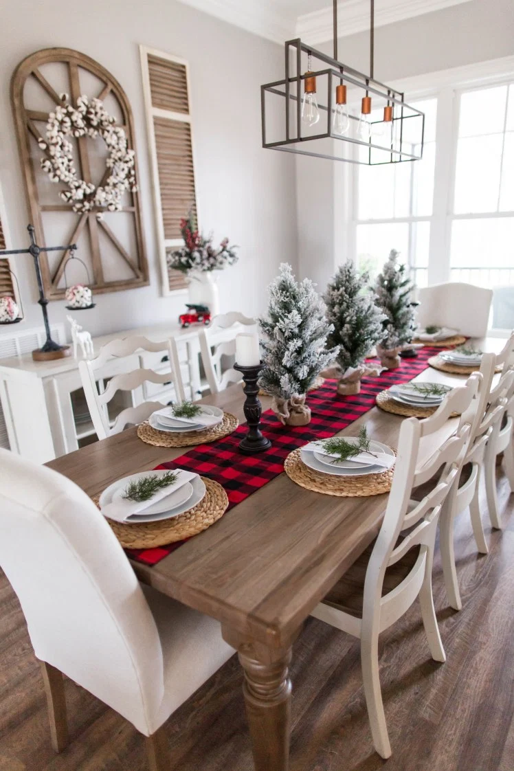 11 Easy Affordable Kitchen Christmas Decor Ideas