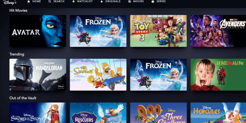 DisneyPlus Subscription for Kindergarten Kids