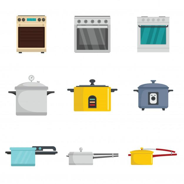Efficiency is variable between cookers and ovens Source: freepik.com
