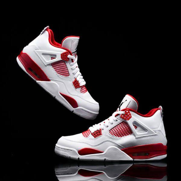 Nike Air Jordan 4 được thiết kế hầm hố, hiện đại