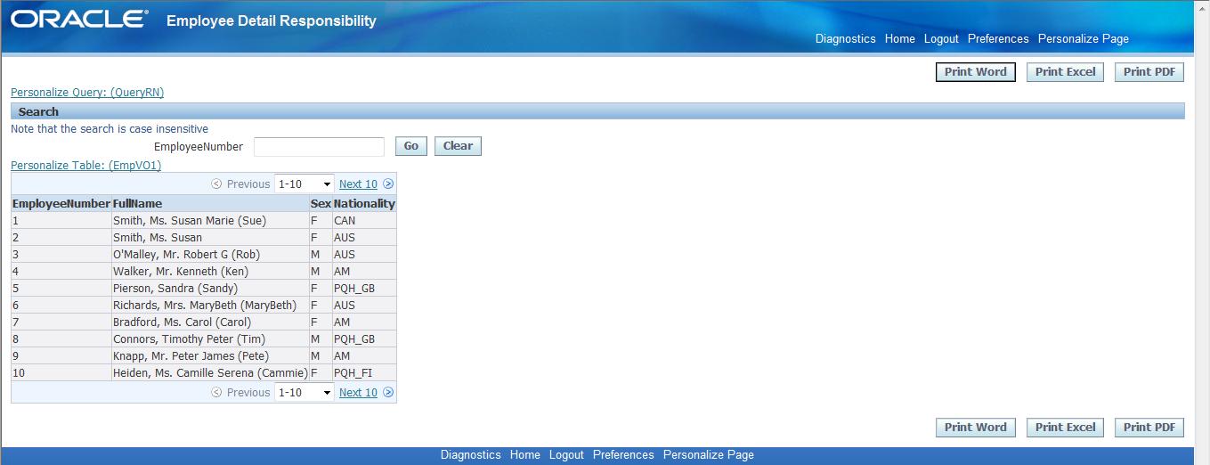 Oa Framework Xml Publisher Integration For R12