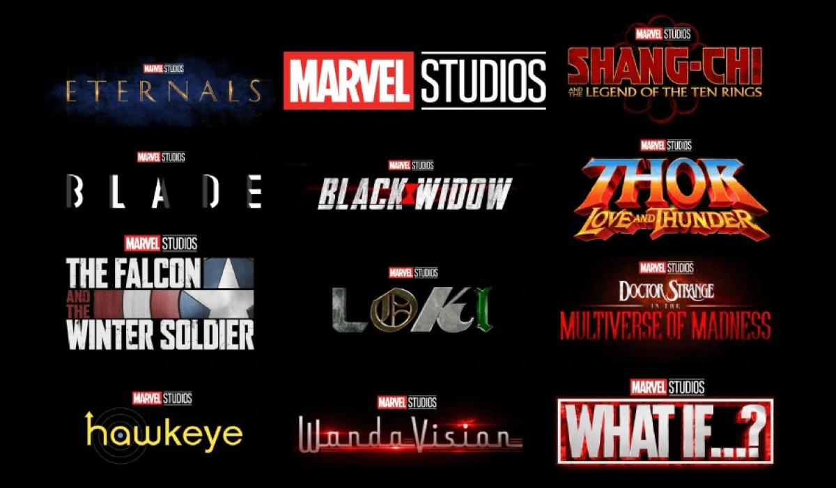 Marvel studios cinematic universe phase four