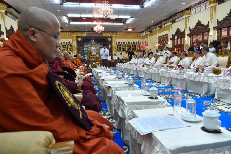 Ước mong người Công giáo & Phật giáo làm chứng tá cho những giá trị của công bằng, hòa bình & bảo vệ nhân phẩm trên thế giới