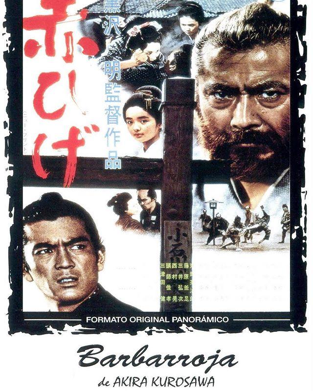 Barbarroja (1965, Akira Kurosawa)