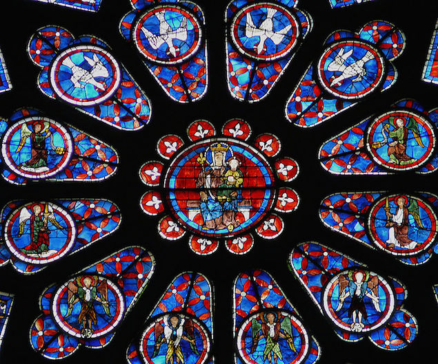 800px-Chartres_-_Rose_du_transept_Nord_-3