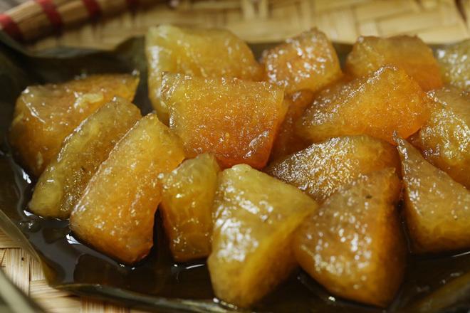 Bánh tro – món ăn đặc trung trong tết Đoan Ngọ