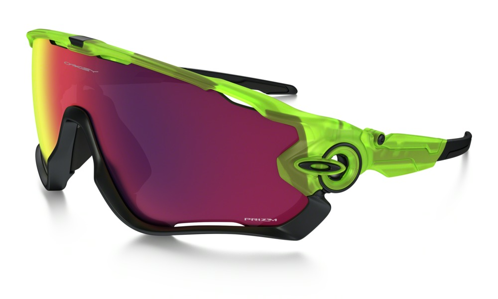 Oakley Jawbreaker PRIZM Road Uranium Collection - URANIUM / PRIZM ROAD