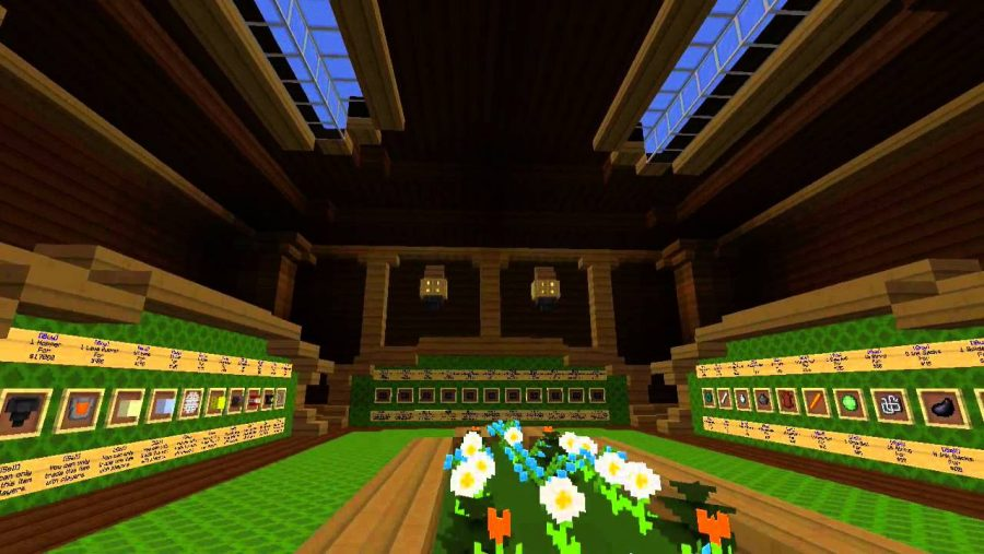 Minecraft servers - Desteria