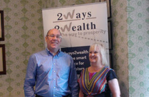 Allan Foulkes and Catherine Jamieson - 2ways2wealth