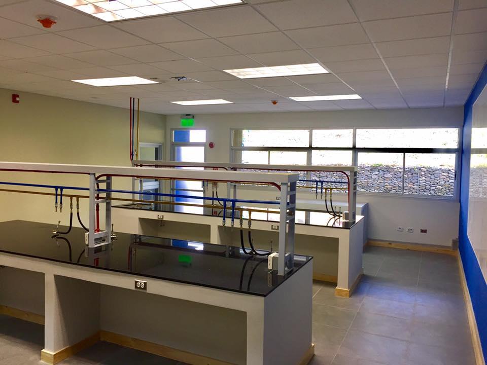 El nuevo edificio cuenta con cinco laboratorios y se espera contar con el equipo correspondiente para el segundo semestre. (Foto: Vidalco S.A)
