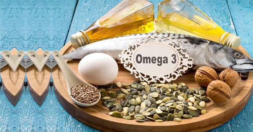 axit béo omega-3 mang lại nhiều lợi ích cho mái tóc