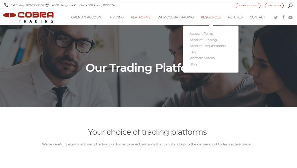 Обзор работы форекс-брокера Cobra Trading: что говорят в отзывах клиенты обзор